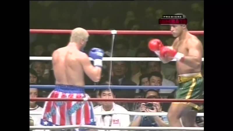 07 1998 09 27 Francisco Filho vs Rick Roufus K 1 World Grand Prix 98 Opening Round
