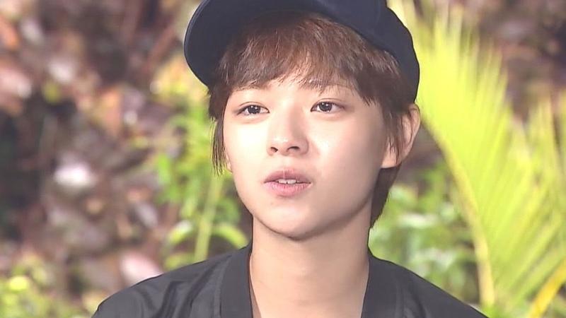 TWICE Jeongyeon 트와이스 정연 다리 부상에 속상함 '눈물이 주룩주룩' @정글의 법칙 Law Of The Jungle