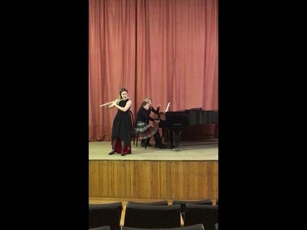 А. Вивальди Концерт до минор 1 часть
