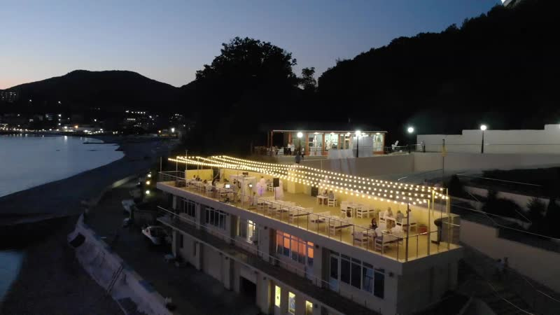 Открытие ресторана Старик и море