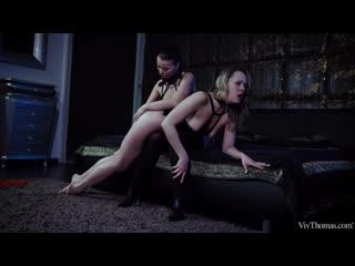 Blue angel and vicky love dark desires [lesbian]