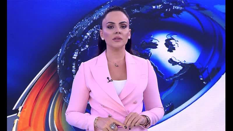 Buket Aydınla Kanal D Haber - 28.10.2019 -03