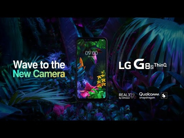 LG G8S ThinQ Product Video