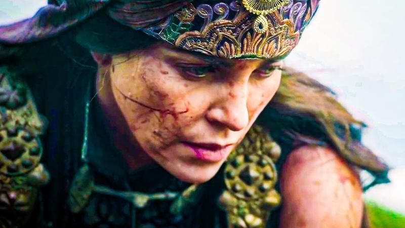 💥 Бессмертная гвардия Русский трейлер 2 Субтитры Фильм 2020 Netflix В Рейтинге
