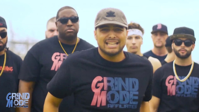 Grind Mode Cypher Vice City Vol. 3 (prod. by Pheolix Nynes)