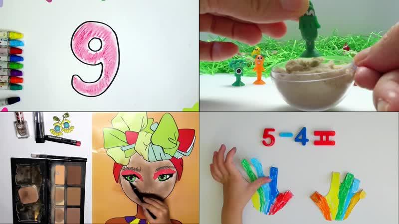 Kro-Kids - канал для детей и родителей