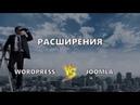 Joomla и WordPress что функциональнее (Александр Куртеев)