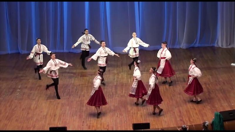 Танец ''Витебская полька'' 1.06.2018