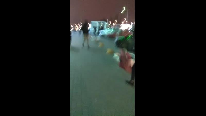 Бандюги от омона чуть отбились=