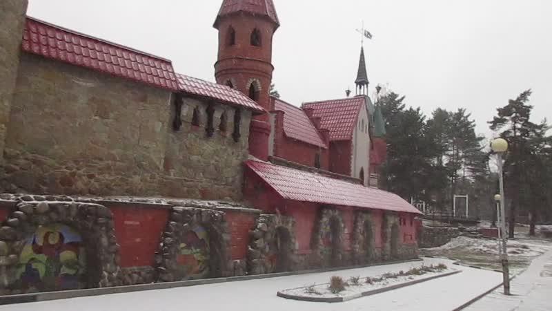 Снег в Андерсенграде 27 ноября 2019