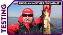TEST of Remake The Most Expensive Lure in the World from Russia