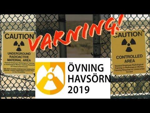 Varning Stora övningar i Sverige Europa Havsörn