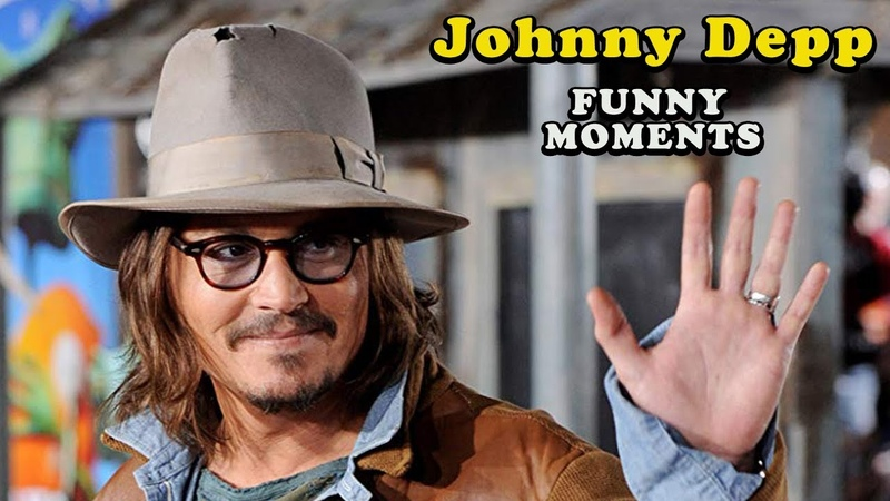 Johnny Depp - Funny Interview Moments (Best Compilation)