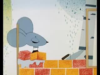 Мультфильм песенка мышонка