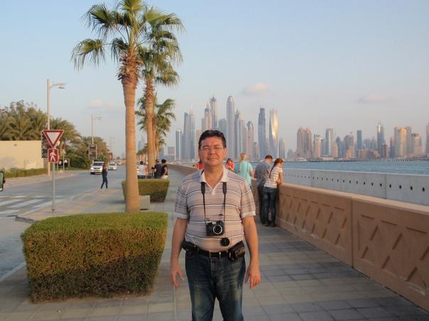 Ильдар Каримов: Район Дубай Марина