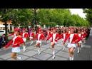 XXIV Ogólnopolski Festiwal Orkiestr OSP - Parada Orkiestr i Mażoretek / Częstochowa 2017.06.16.