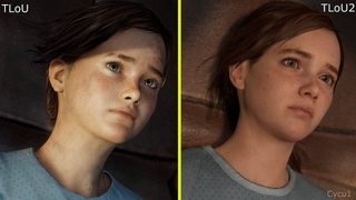The Last of Us vs The Last of Us 2 Early Graphics Comparison