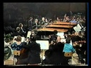 Mozart : Concerto for 3 pianos K.242 Schiff, Barenboim Solti