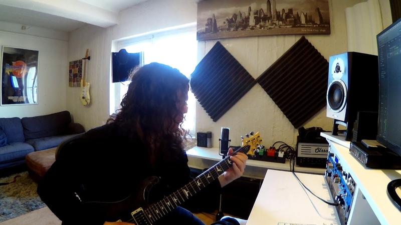 Paralydium John Berg Finding The Paragon Guitar Playthrough