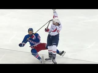 All Tom Wilson Big Hits And Fights From 2019-20  Far