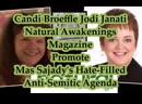 Natural Awakenings, Jodi Janati, Candi Broeffle Promote Mas Sajady's Anti-Semitic Agenda of Hate