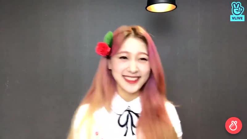 A kiss from choerry to make ur day better