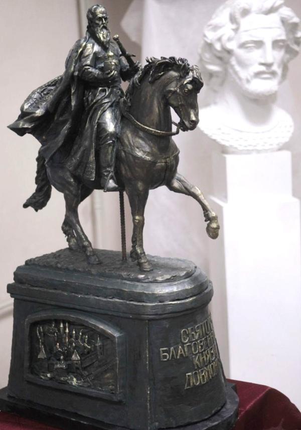 Памятник Довмонту