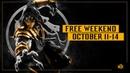 Mortal Kombat 11 – Free Weekend Trailer | Oct. 11-14