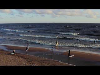 Серфинг в Санкт-Петербурге