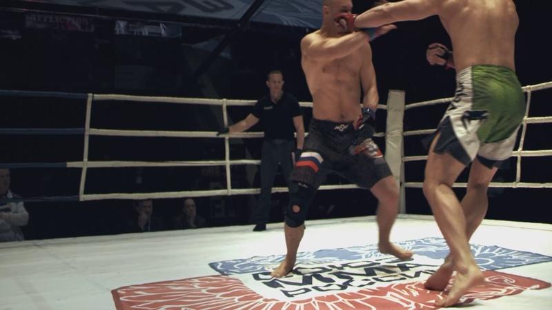 Турнир Fight RIOT Воронеж 17 февраля 2017 промо