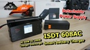 ISDT 608AC ACDC BattGo Smart Battery Charger Discharger