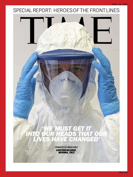 2020-04-20 Time Magazine International Edition