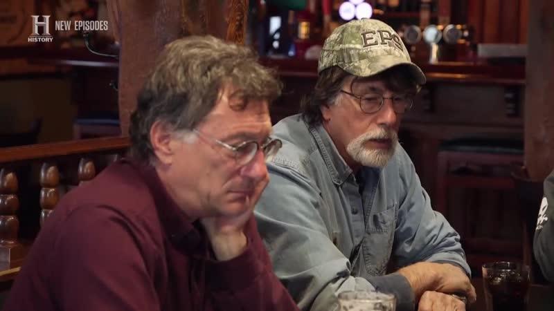 Проклятие острова Оук 7 сезон 17 серия. Затопление The Curse of Oak Island 2020