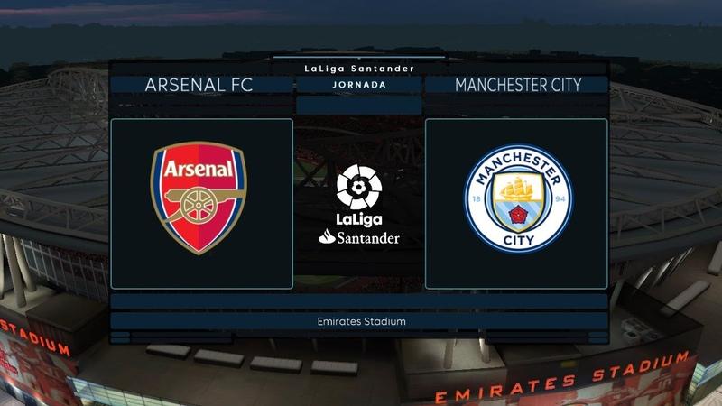 Евролига 7 тур Арсенал 0 0 Ман Сити