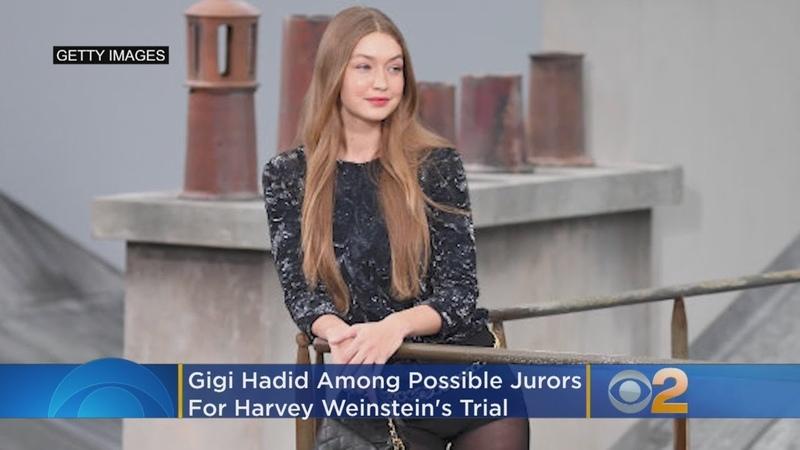 Supermodel Gigi Hadid Among Possible Jurors For Harvey Weinstein s Rape Trial