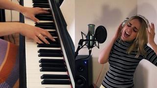"Speechless - OST ""Aladdin"" (Naomi Scott cover) / Смелой - OST ""Аладдин"" (кавер-версия на английском)"