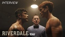 Riverdale KJ Apa and Mark Consuelos Grudge Match The CW