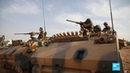 Turkish offensive in Syria Syrian government forces enter Manbij