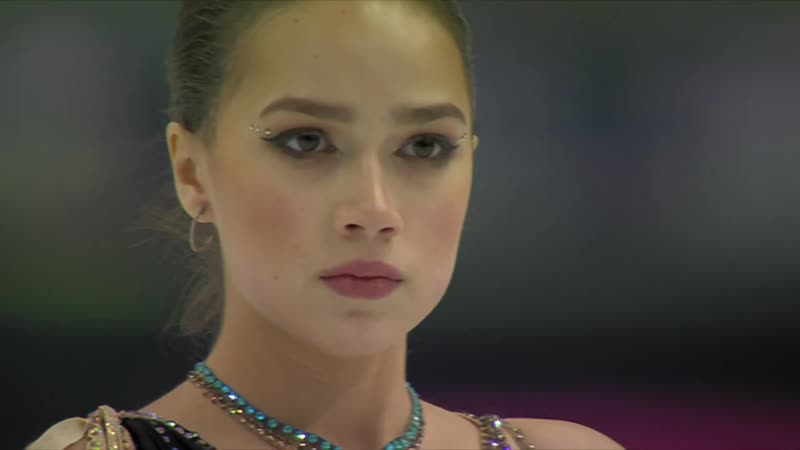 Ladies Free Skating ISU Grand Prix Final Torino 2019 @GPFigure Full HD