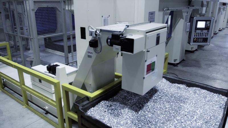 5-ти осевая обработка на вертикальных станках VKM Wenzler с системой автоматизацией подачи заготовок и крепления их зажимной гидравлической оснасткой на базе поворотных зажимов и гидроопор Roemheld