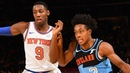 Cleveland Cavaliers vs New York Knicks - Full Game Highlights | November 18, 2019-20 NBA Season