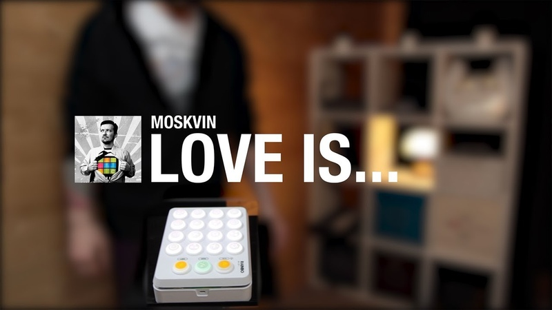 LOVE IS Valentine soundpack for Drum Pads 24 by Moskvin