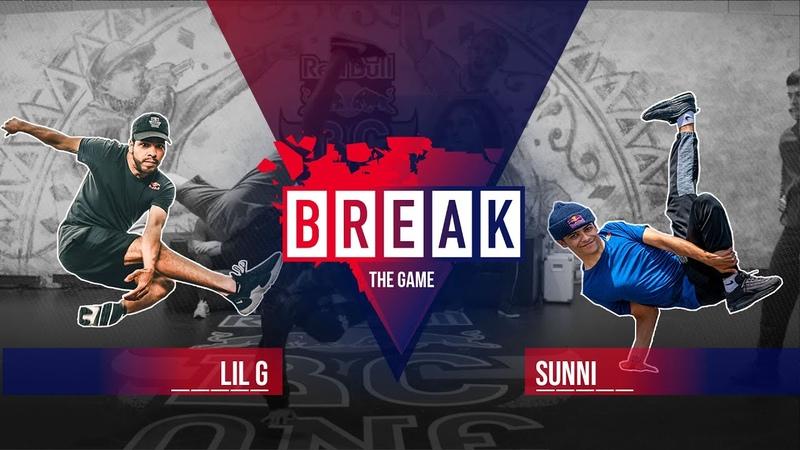 B-Boy Lil G vs. B-Boy Sunni   Break The Game