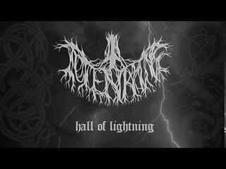 TOTENRUNE - Hall Of Lightning (Чертог Блискавок)   Black Metal from Ukraine