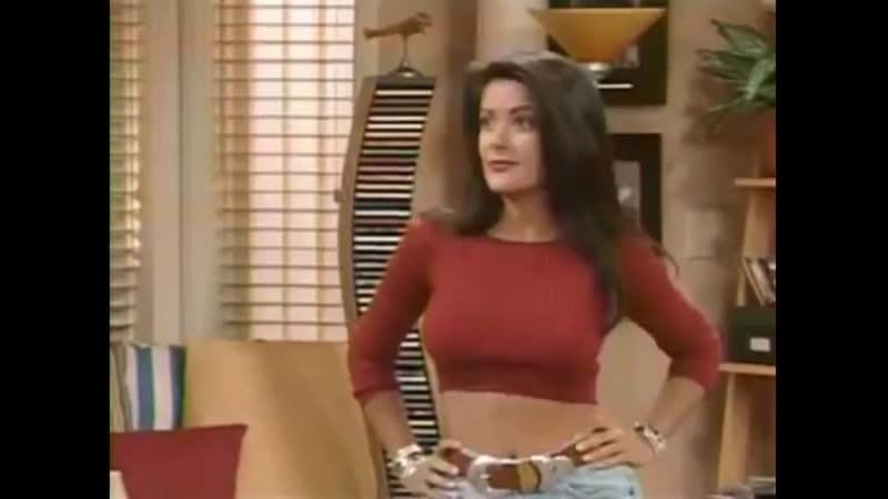 1 серия | Сальма Хайек в ситкоме «Шоу Синбада» (1993)