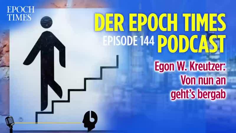 PODCAST Von nun an geht's bergab Egon W Kreutzer über die EU Wirtschaft