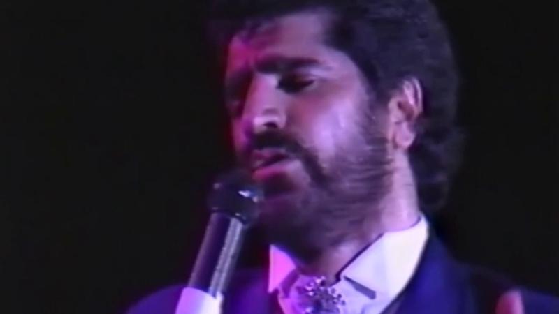 Harout and Rouzan Pamboukjian Inchpes Mi Astghe Live 1987