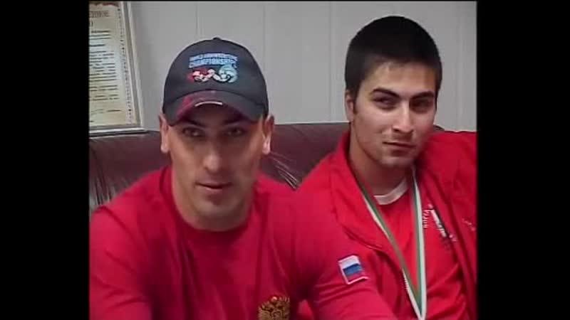 Эльбрус Мамалиев Золото на чемпионате Европы