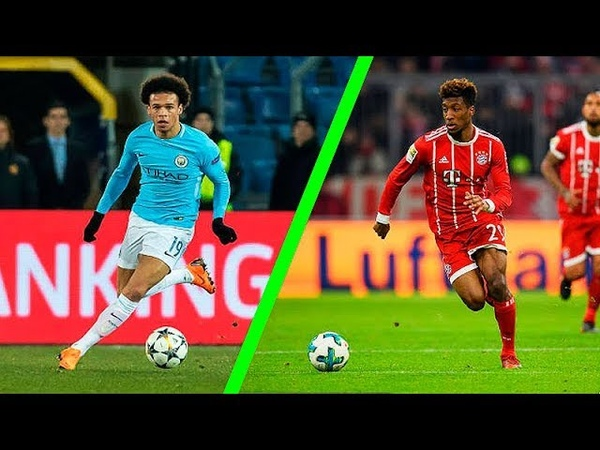 Top 10 Fastest Young Players 2017 2018