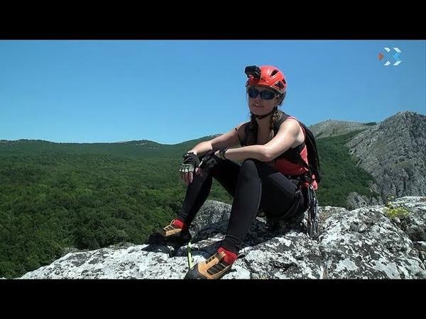 Крым Xtreme Выпуск 3 Альпинизм на Мердвен Кая